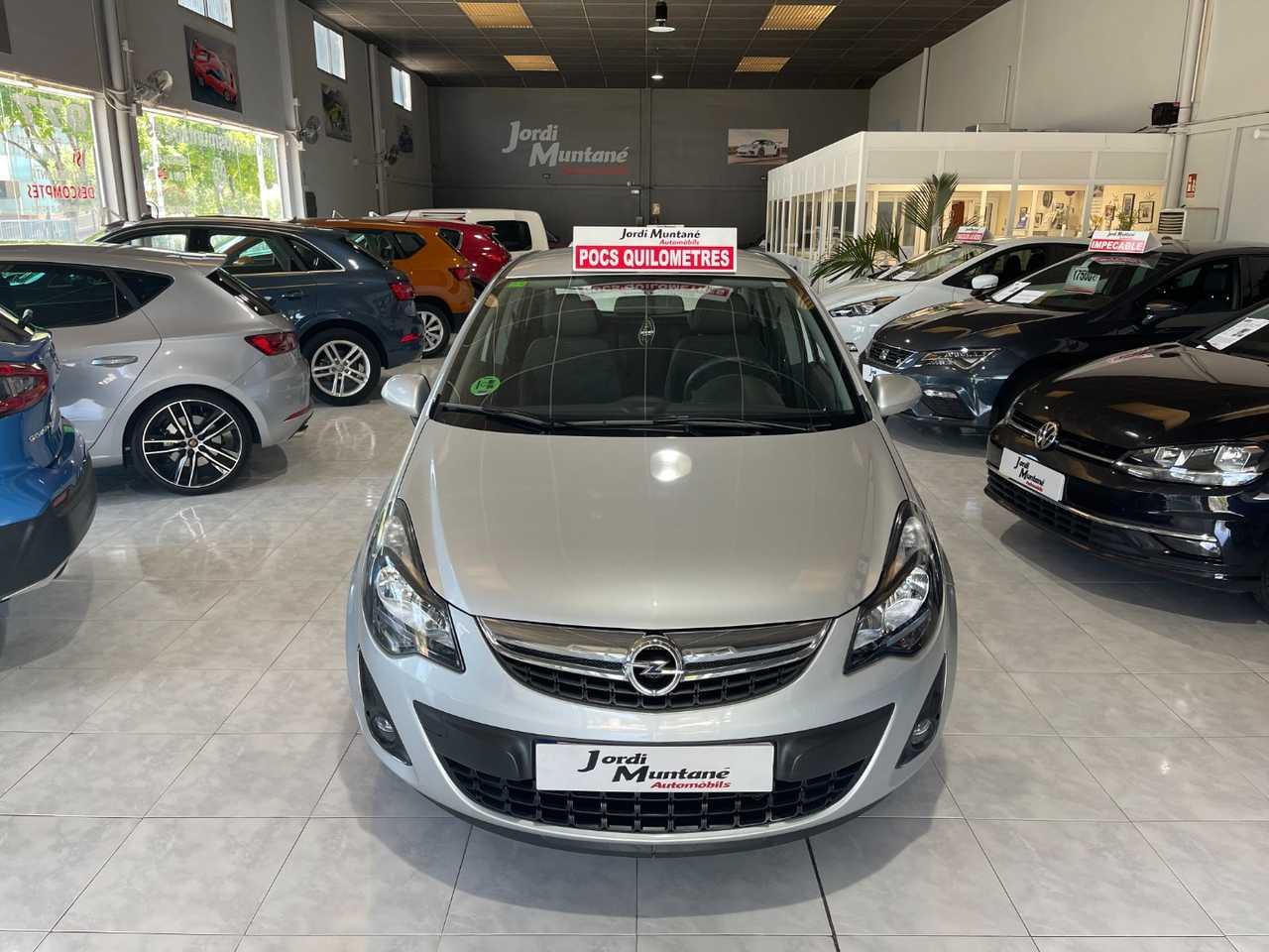 Opel Corsa 1.4I 100CV.- 5 PUERTAS.-