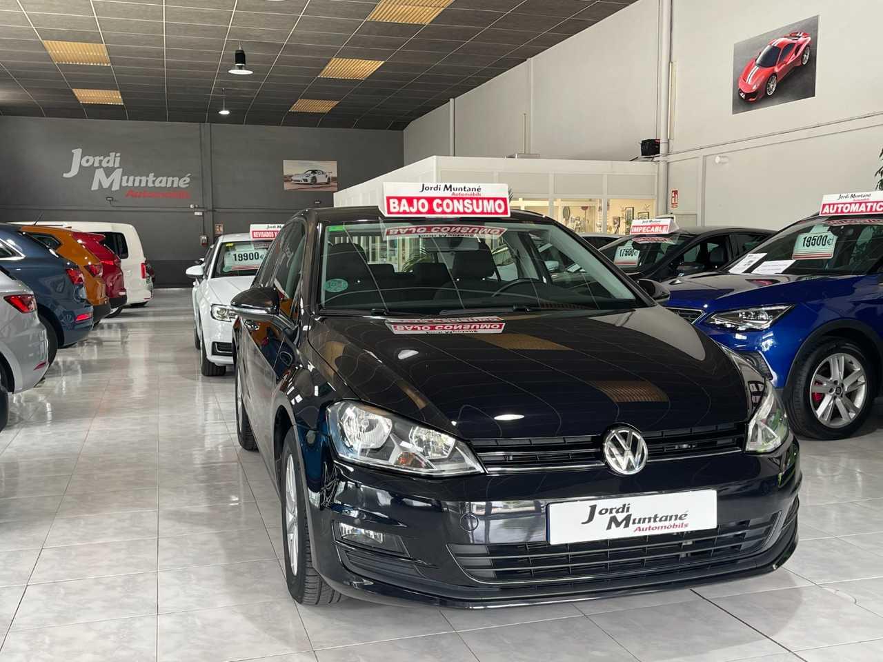 Volkswagen Golf VII 1.6TDI 110CV.-CR Bluemotion 5 Puertas.-