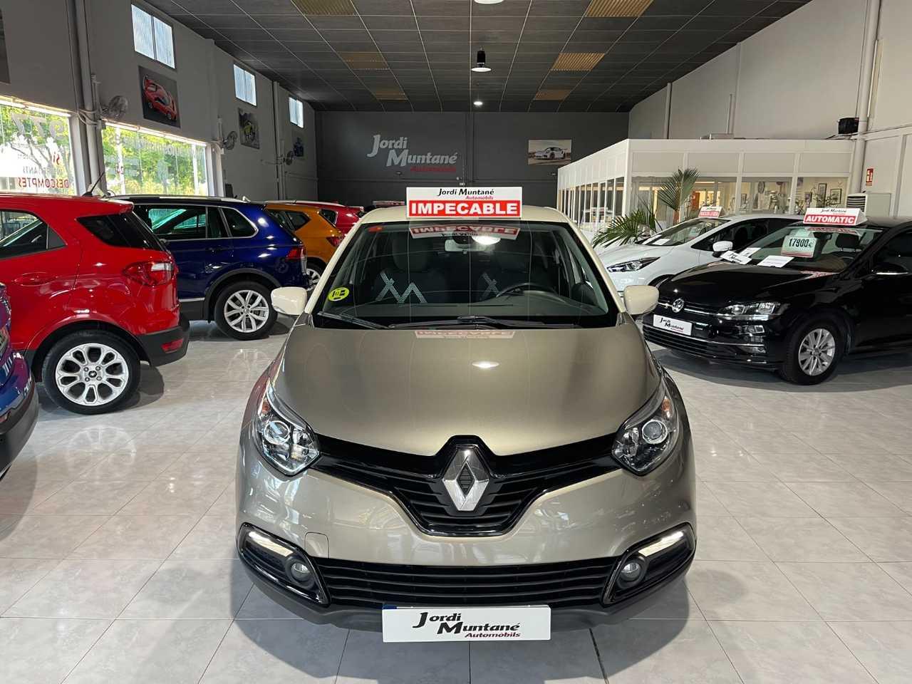 Renault Captur 1.5DCI 90CV.-