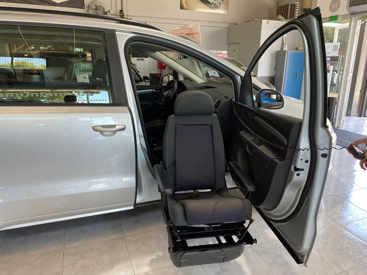 Volkswagen Sharan 2.0TDI 150CV.-