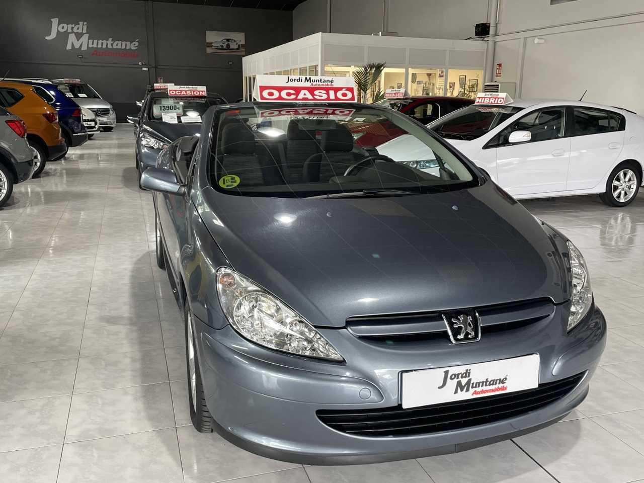Peugeot 307 CC 1.6i 110cv