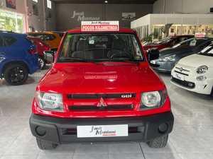 Mitsubishi Montero 1.8GDI
