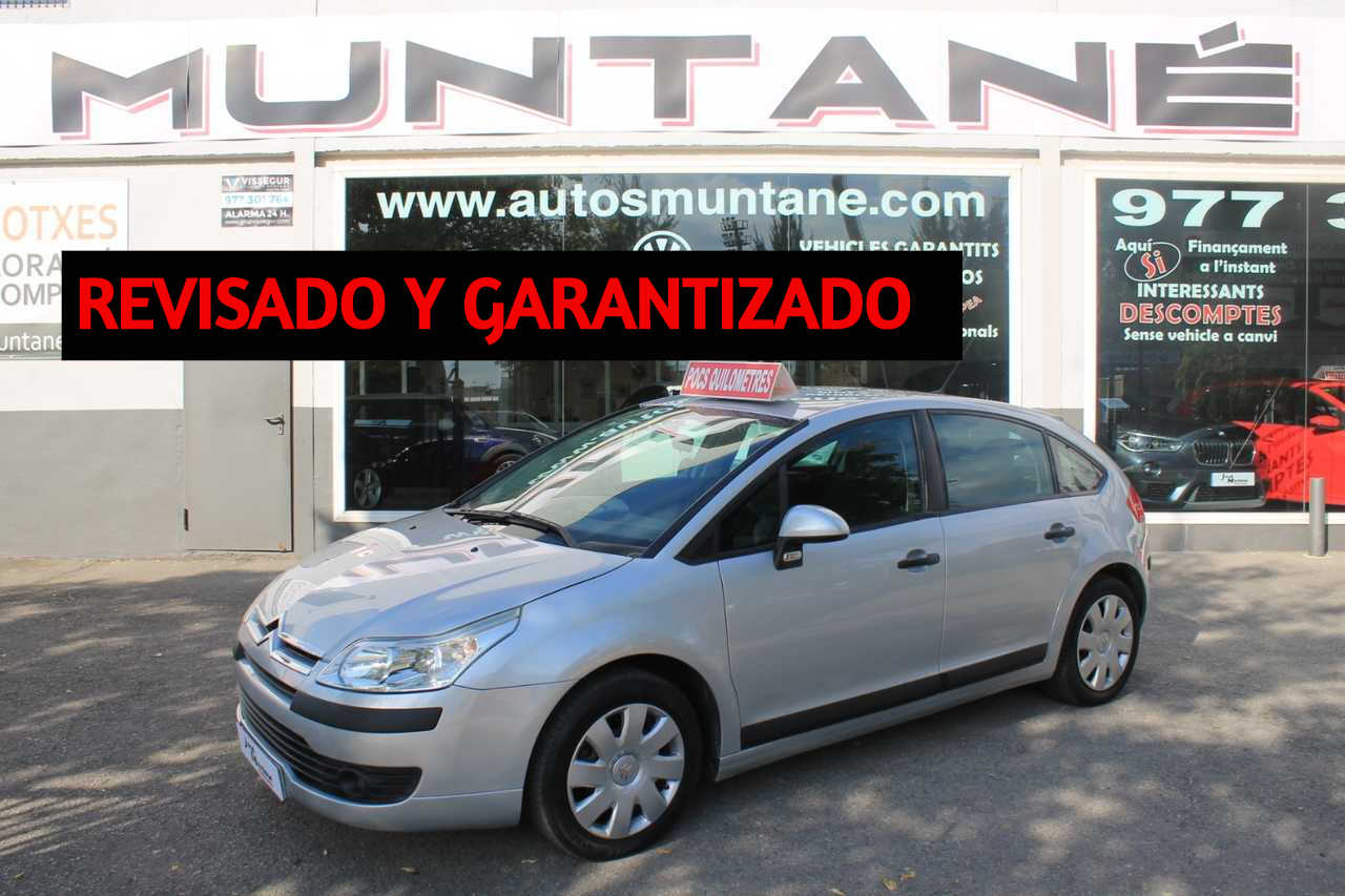 Citroën C4 1.6 HDI 90cv -. ''Collection'' .-