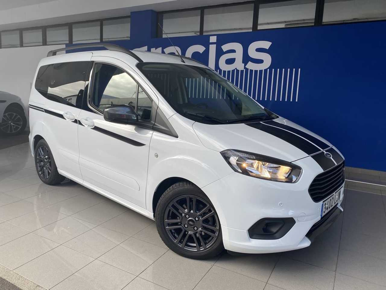 FORD Tourneo Courier 1.5TDCi Sport 100  - Foto 1