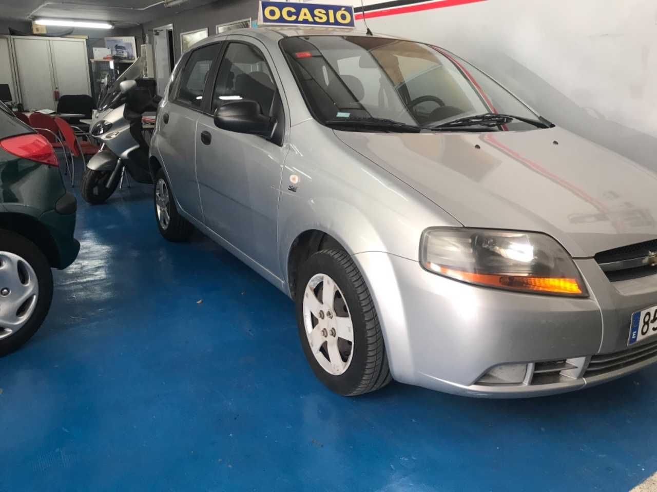 Chevrolet Kalos 5P 1.2 gasolina   - Foto 1