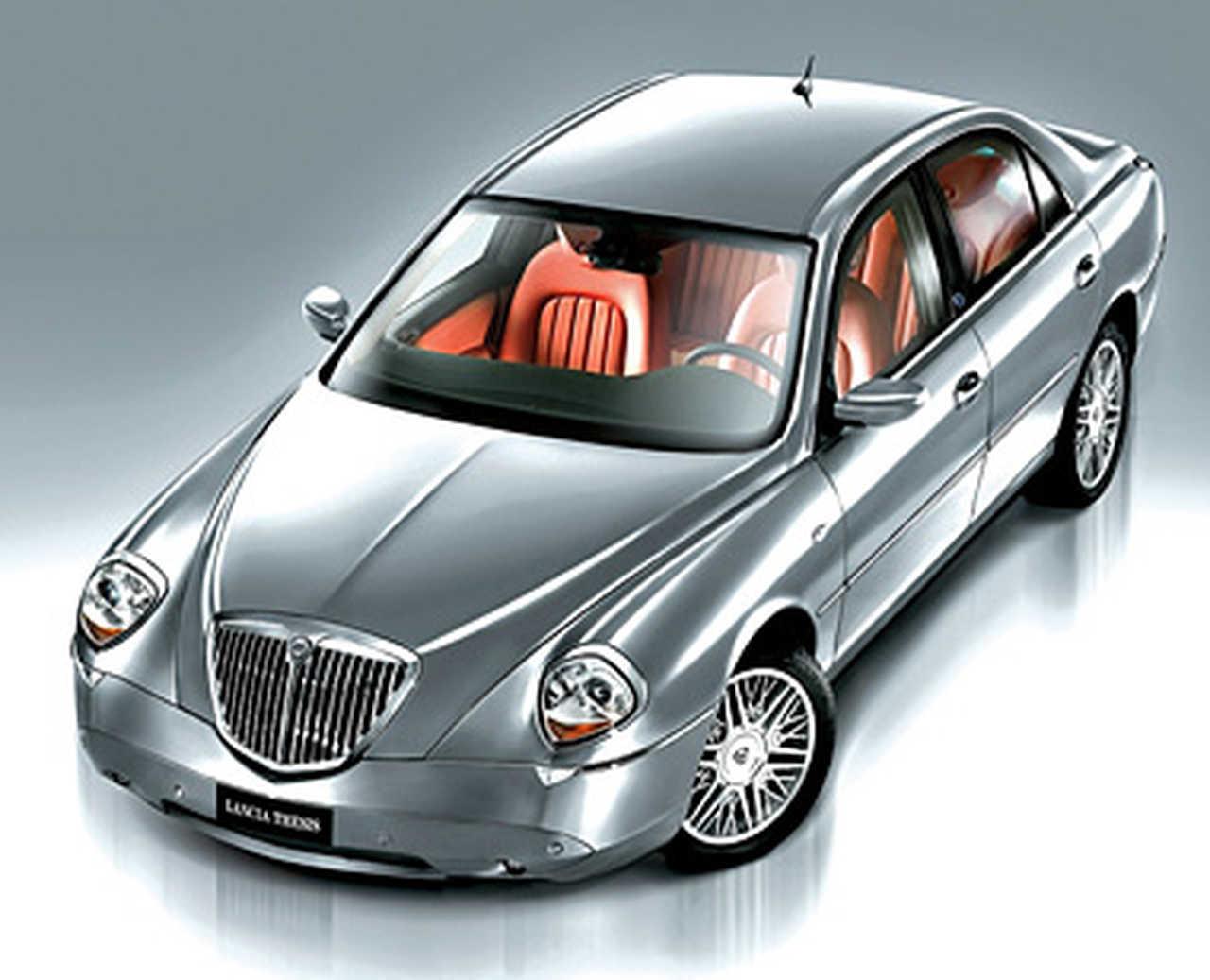 Lancia Thesis  2,4 JTD 185cv emblema   - Foto 1