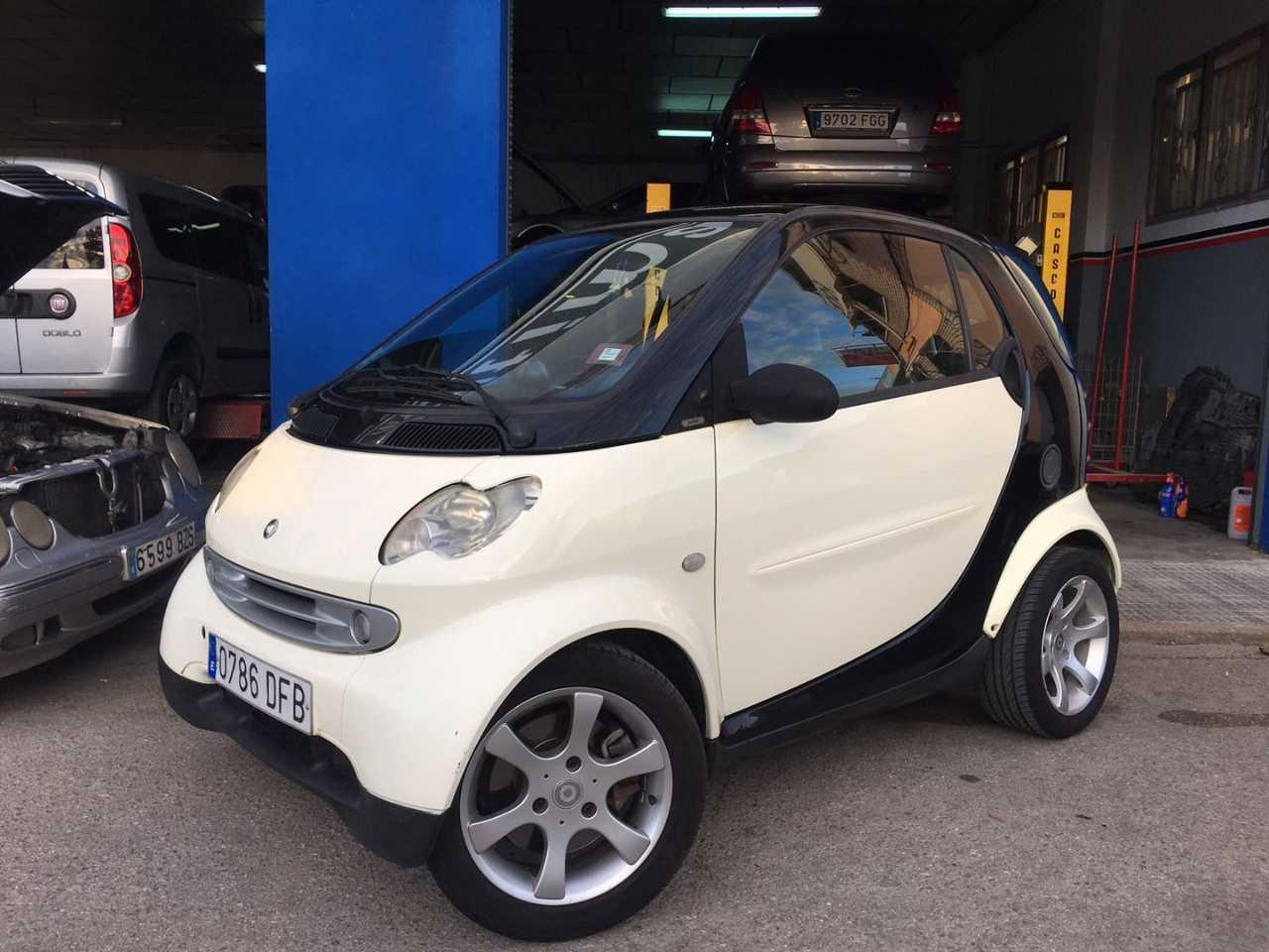 Smart City Coupe 60cv gasolina   - Foto 1