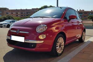 Fiat 500 1.2 8V 68CV. LOUNGE 3P. MUCHO EQUIPAMIENTO  - Foto 3