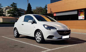 Opel Corsa Van 1.3 CDTI 75CV. EXPRESSION S&S MUY BUEN ESTADO  - Foto 2