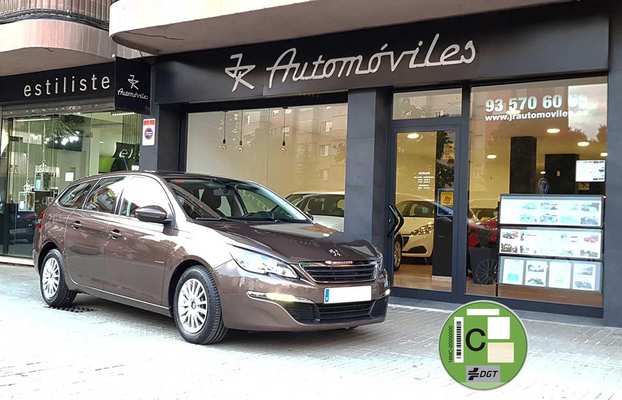 Peugeot 308 SW 1.6 BlueHDI 120CV. BUSINESS LINE S&S MUY BUEN ESTADO, MUCHO EQUIPAMIENTO  - Foto 1