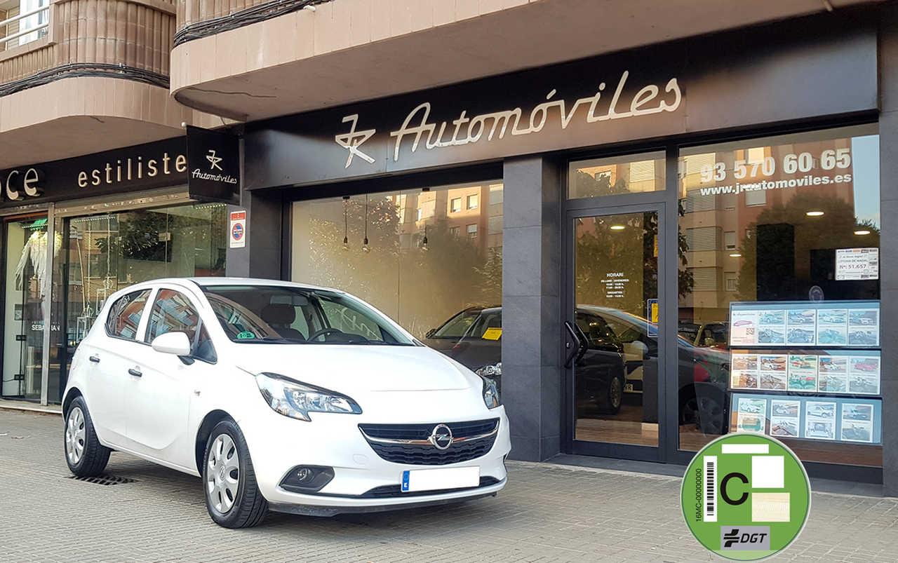 Opel Corsa 1.3 CDTI 75CV. EXPRESSION S&S MUY BUEN ESTADO  - Foto 1