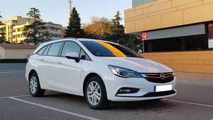 Opel Astra Sports Tourer  1.6 CDTI 110CV. SELECTIVE 6VEL. MUY BUEN ESTADO, MUCHO EQUIPAMIENTO  - Foto 2
