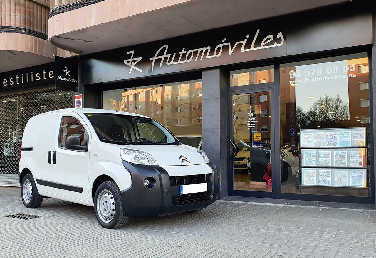 Citroën Nemo 1.3 CDTI 75CV. FURGON 4 PUERTAS MUY BUEN ESTADO  - Foto 1