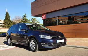 Volkswagen Golf Variant 1.6 TDI 110CV. BUSINESS & NAVI BMT MUY BUEN ESTADO Y POCOS KM.  - Foto 2