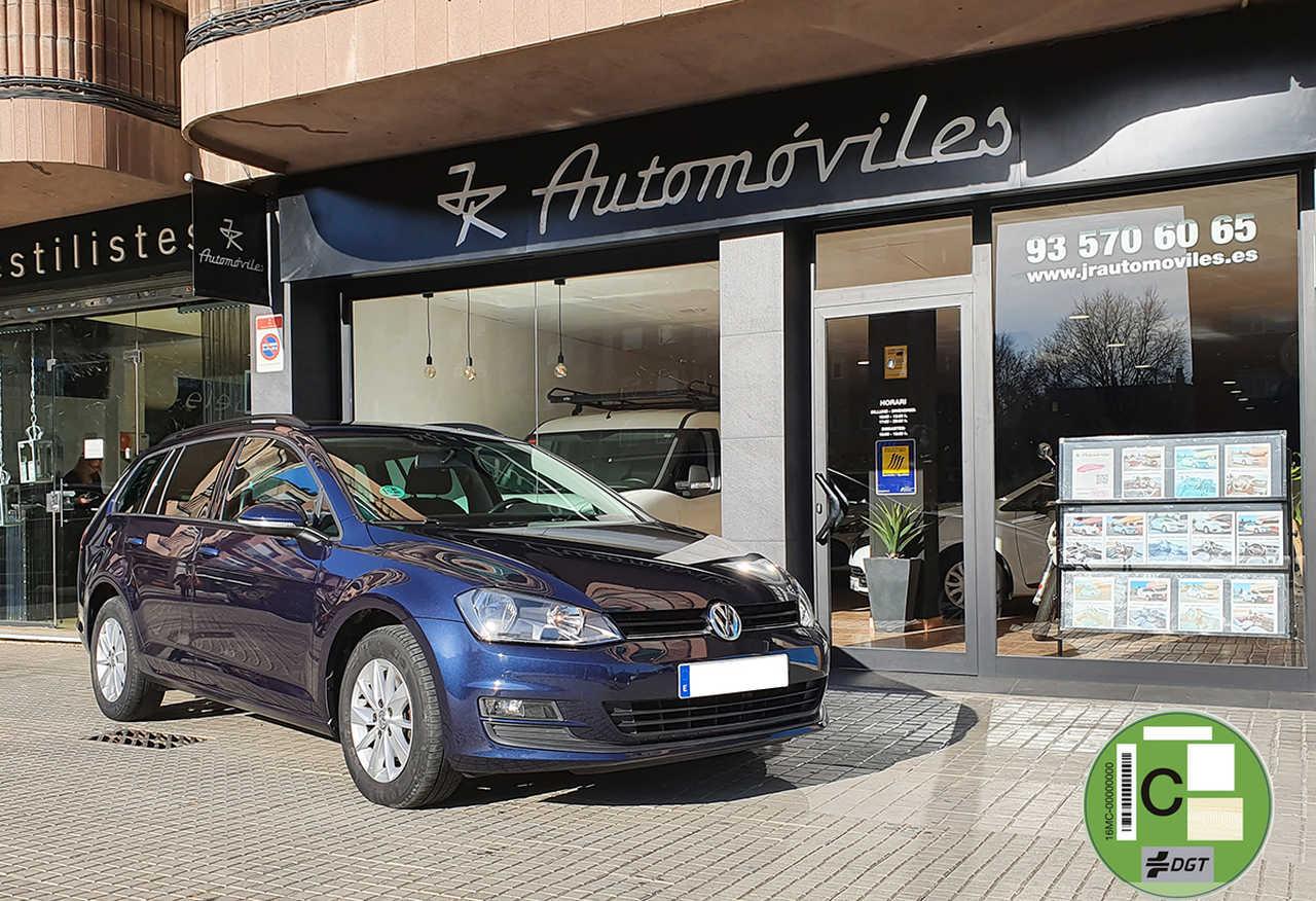 Volkswagen Golf Variant 1.6 TDI 110CV. BUSINESS & NAVI BMT MUY BUEN ESTADO Y POCOS KM.  - Foto 1