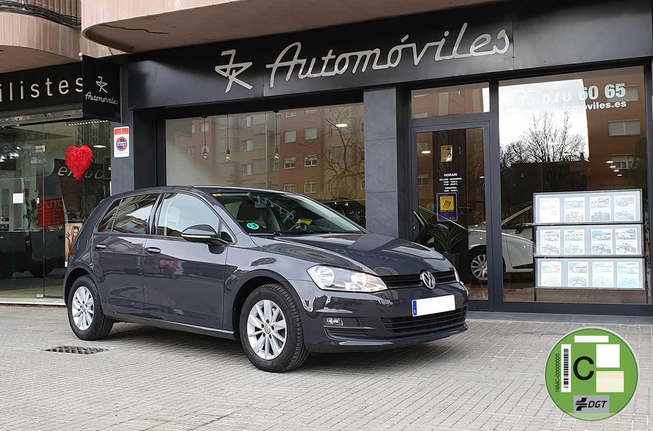 Volkswagen Golf 1.6 TDI 110CV. BUSINESS BMT TECH 5P. MUY BUEN ESTADO  - Foto 1