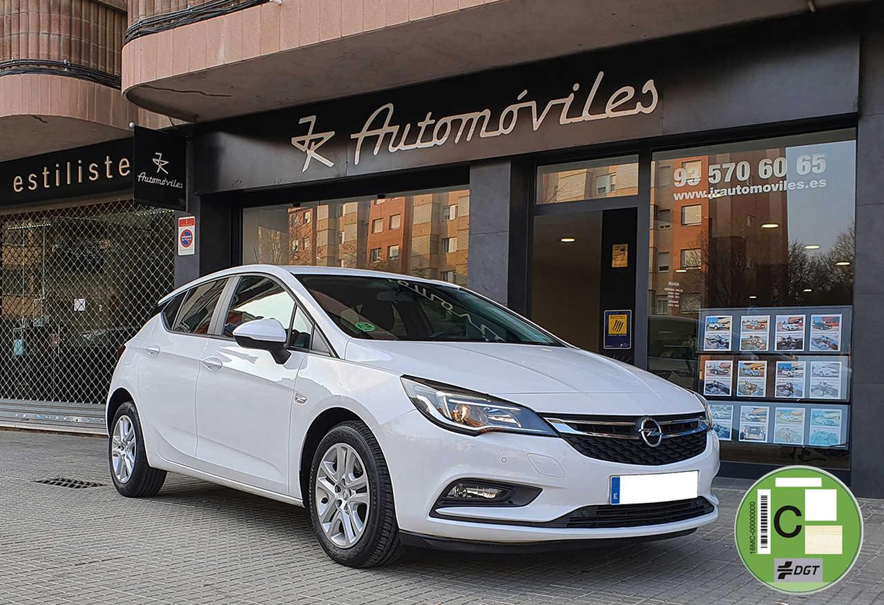 Opel Astra 1.6 CDTI 110CV. SELECTIVE 6VEL. MUY BUEN ESTADO Y MUCHO EQUIPAMIENTO  - Foto 1