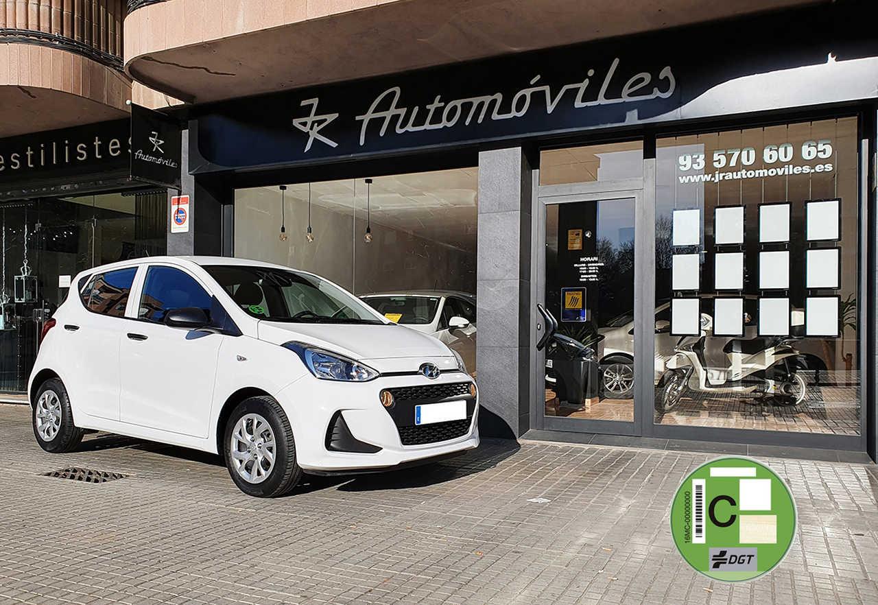 Hyundai i10 1.0 66CV. KLASS 5P IMPECABLE, POCOS KMS.  - Foto 1