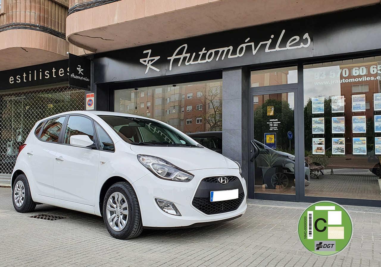 Hyundai ix20 1.4 CRDI 90CV. BlueDrive KLASS MUY BUEN ESTADO  - Foto 1