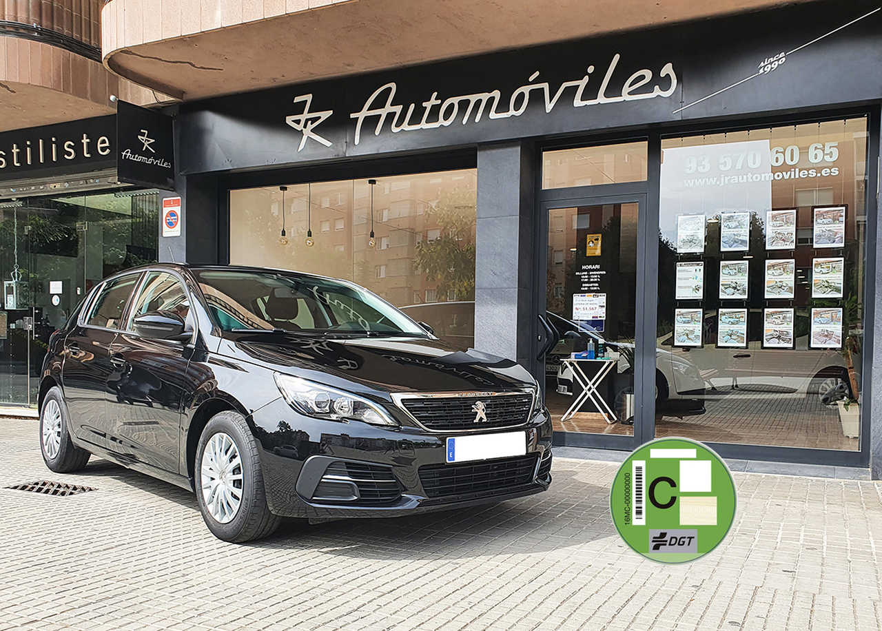 Peugeot 308 1.6 BlueHDI 100CV. BUSINESS LINE S&S MUY BUEN ESTADO Y POCOS KM.  - Foto 1