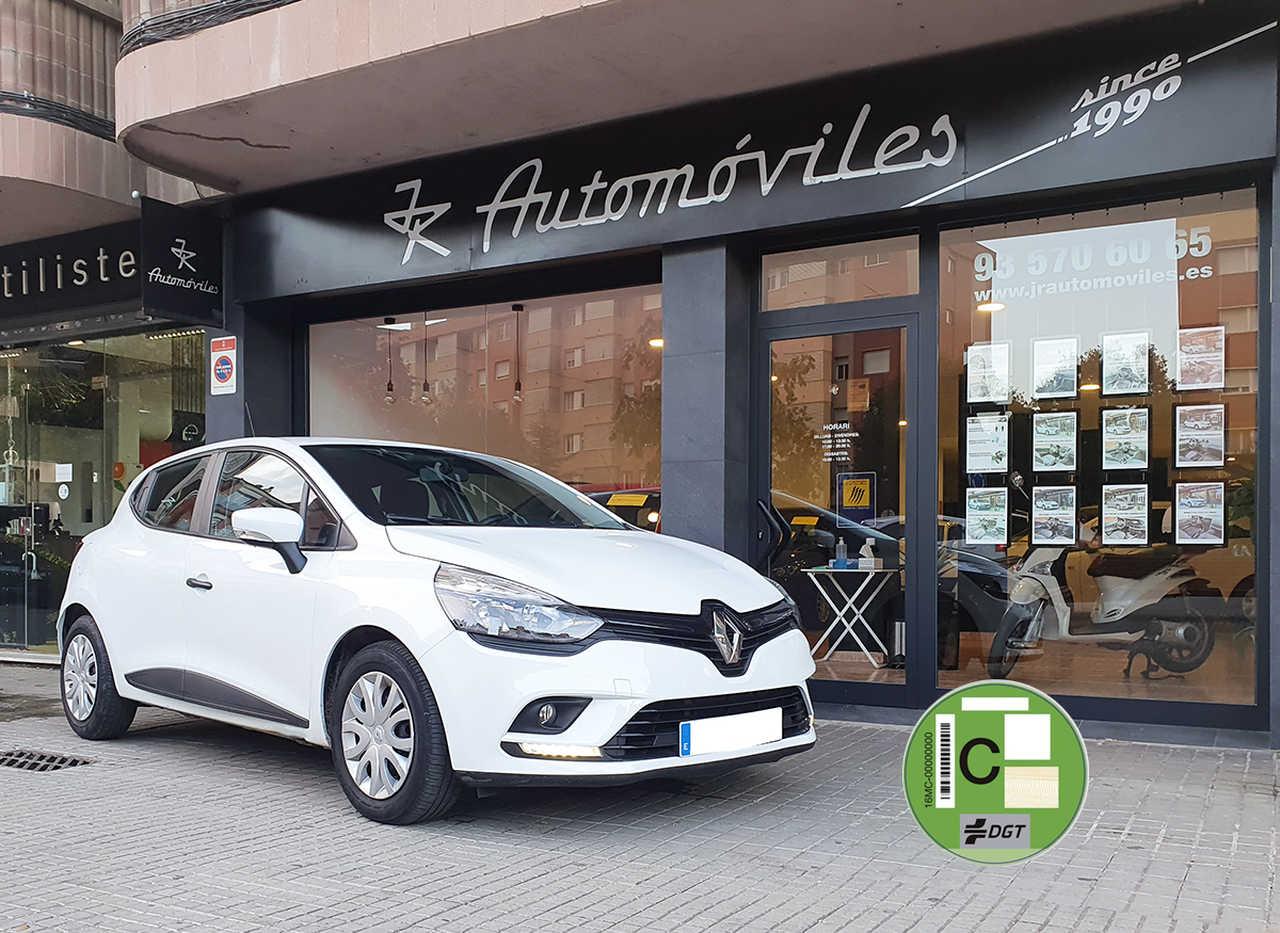Renault Clio 4 1.5 DCI 90CV. BUSINESS ENERGY MUY BUEN ESTADO Y POCOS KM.  - Foto 1