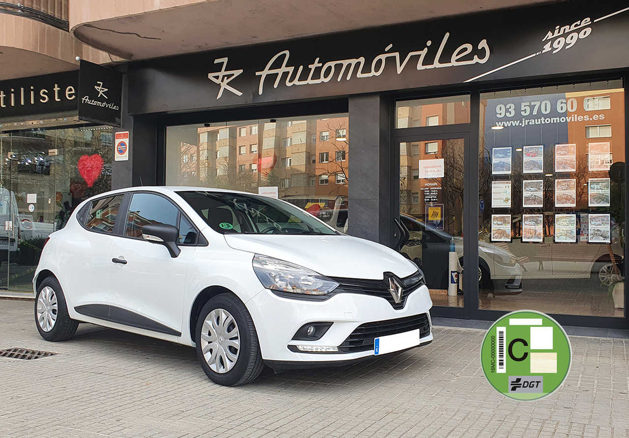 Renault Clio 4 1.5 DCI 75CV. BUSINESS ENERGY MUY BUEN ESTADO  - Foto 1