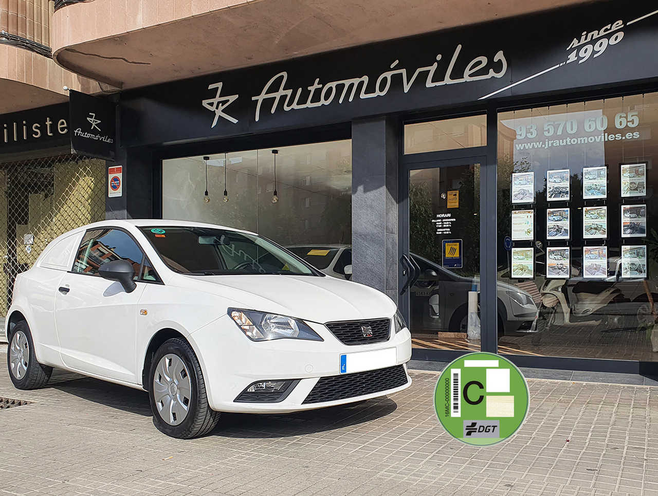 Seat Ibiza COMERCIAL 1.4 TDI 75CV. 3P MUY BUEN ESTADO Y POCOS KM.  - Foto 1