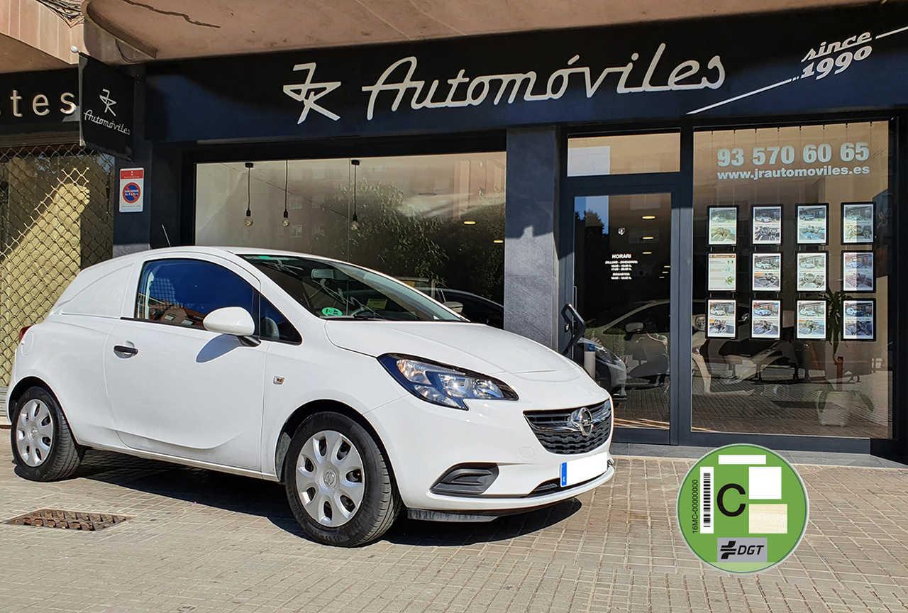 Opel Corsa Van 1.3 CDTI 75CV. EXPRESSION  COMERCIAL- MUY BUEN ESTADO  - Foto 1