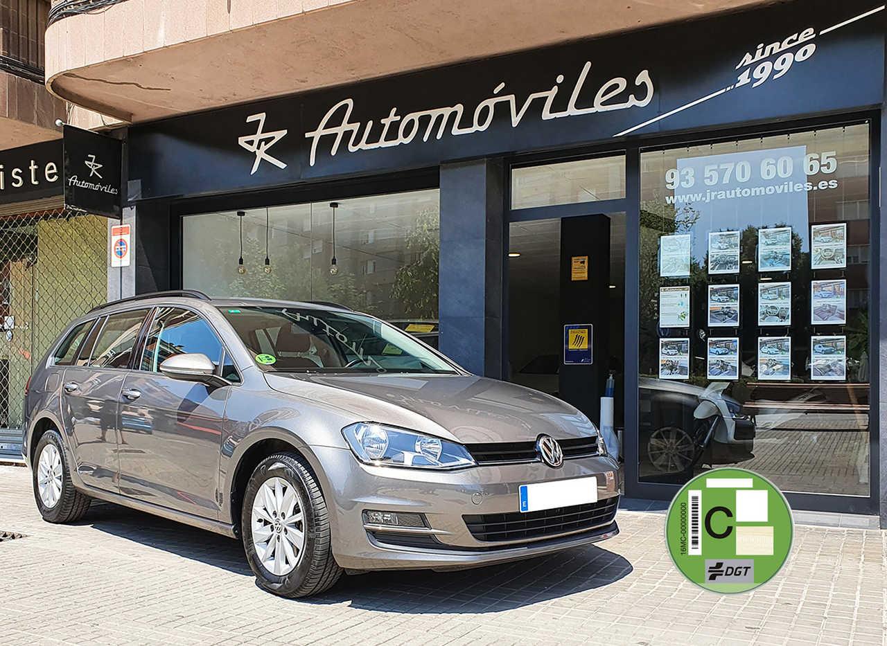 Volkswagen Golf Variant 1.6 TDI BUSINESS NAVI 110CV. BMT MUY BUEN ESTADO   - Foto 1