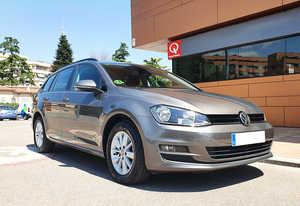 Volkswagen Golf Variant 1.6 TDI BUSINESS NAVI 110CV. BMT MUY BUEN ESTADO   - Foto 2