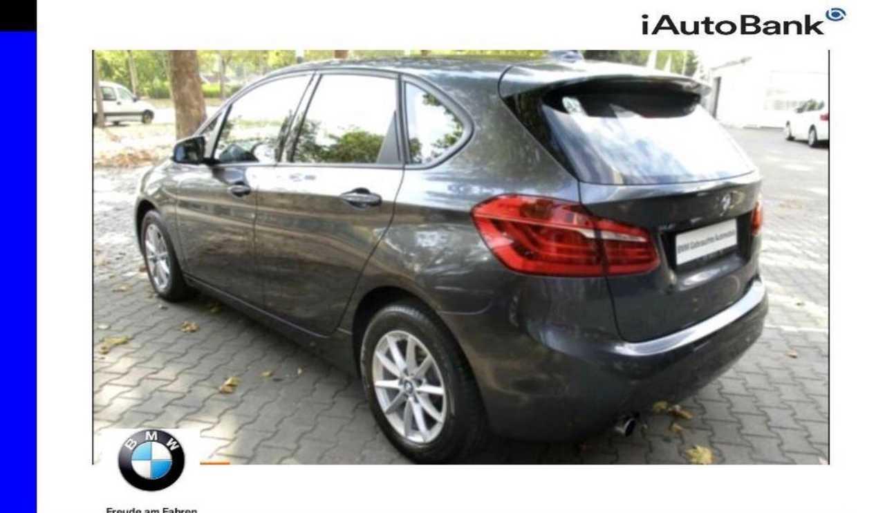 BMW Serie 2 Active Tourer 218D   - Foto 1