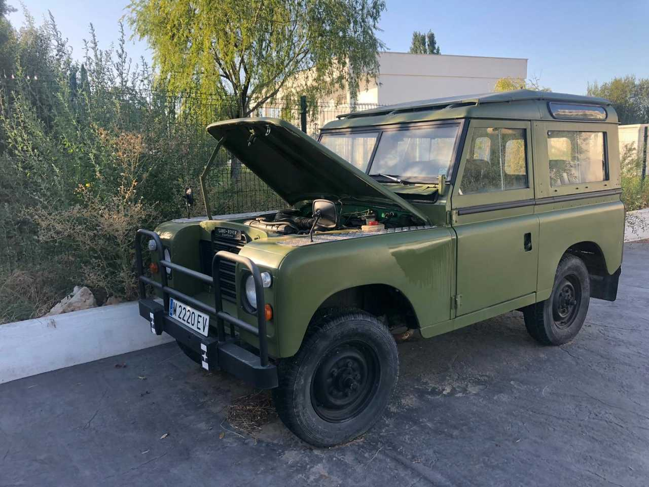 Land-Rover Defender CLASICO 1981     7  ASIENTOS  - Foto 1