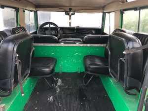 Land-Rover Defender CLASICO 1981     7  ASIENTOS  - Foto 3