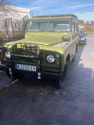 Land-Rover Defender CLASICO 1981     7  ASIENTOS  - Foto 2