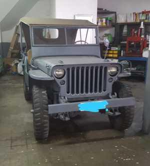 Jeep Willy NEKAF 1953    4X4 GASOLINA  - Foto 3