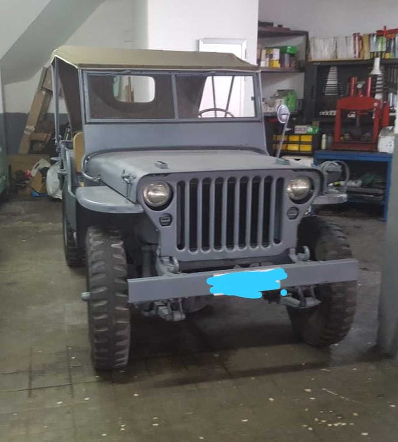 Jeep Willy 1947   - Foto 1
