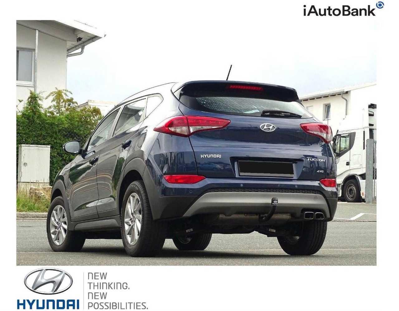 Hyundai Tucson 2.0 CRDI   - Foto 1