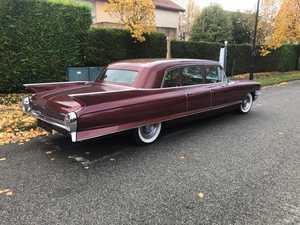 Cadillac Fleetwood 1962  TODO ORIGINAL  IMPECABLE,IMPECABLE.  - Foto 3