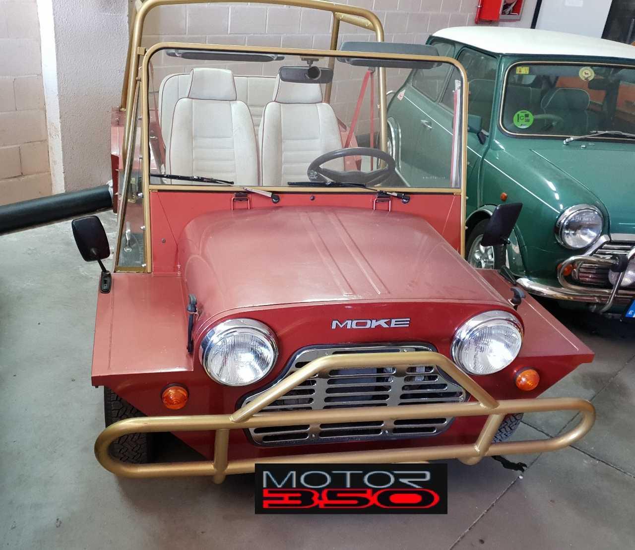 Austin Mini MOKE - MATRÍCULA HISTORICA  - Foto 1