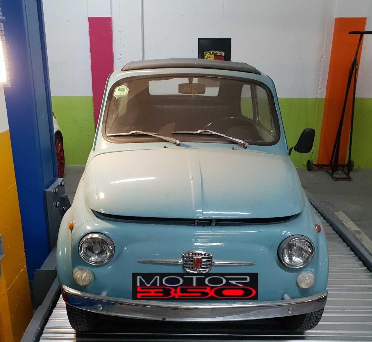 Fiat 500 D - MATRÍCULA HISTORICA  - Foto 1