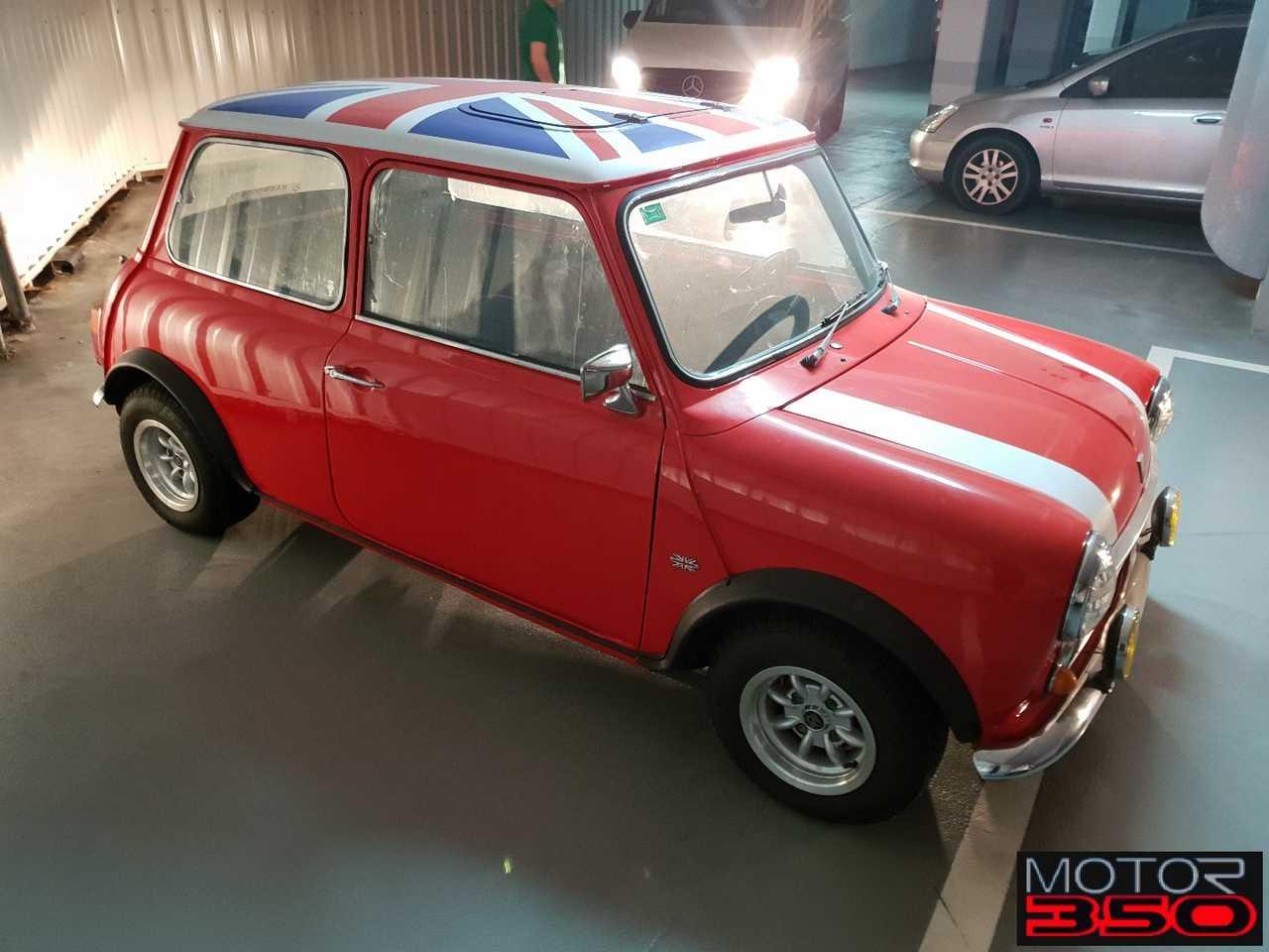 Mini Clubman 1275 GT - MATRICULA HISTORICA   - Foto 1