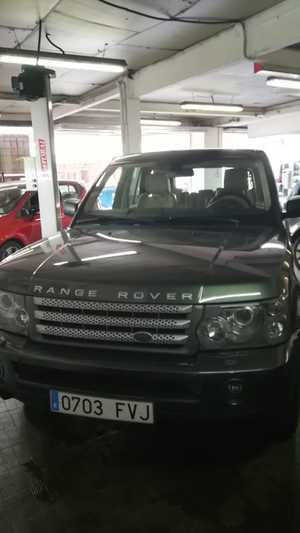 Land-Rover Range Rover Sport 2700 td v6 HSE   - Foto 2