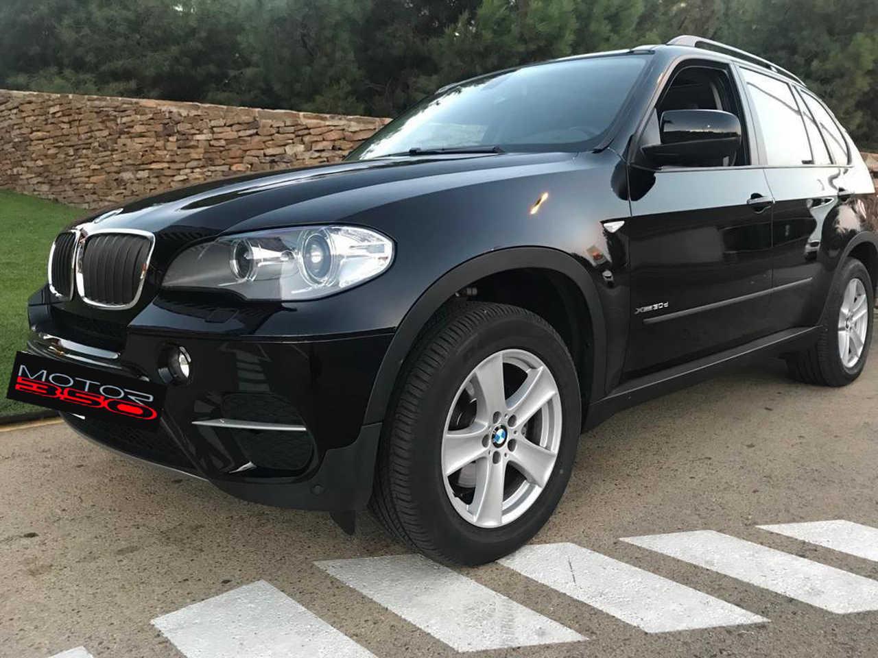 BMW X5 3`0X DRIVE 7 PLAZAS  - Foto 1