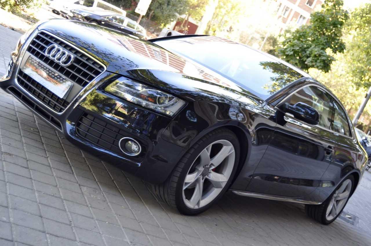 Audi A5 2.0TDI QUATTROS-  S TRONIC   - Foto 1