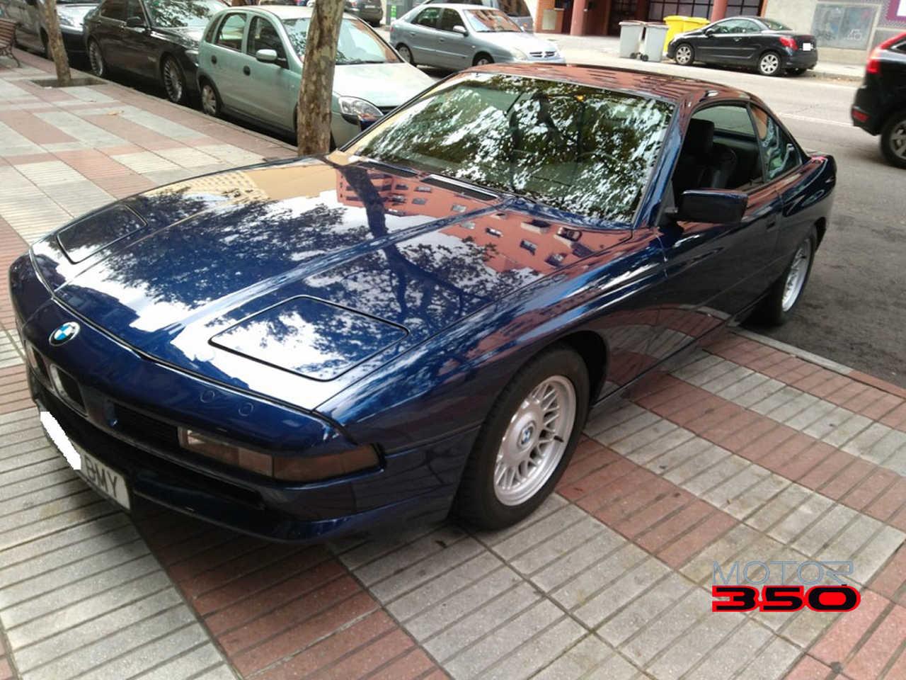 BMW Serie 8 850 I COUPE clasico de cole  - Foto 1