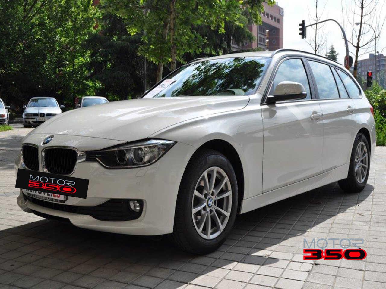 BMW Serie 3 Touring 318D    - Foto 1