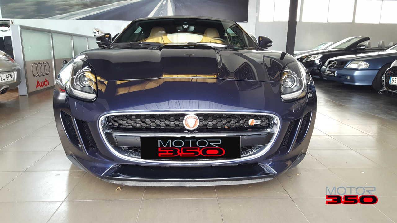 Jaguar F-Type S V6 3.0 SC COUPE AUTOMATICO   - Foto 1