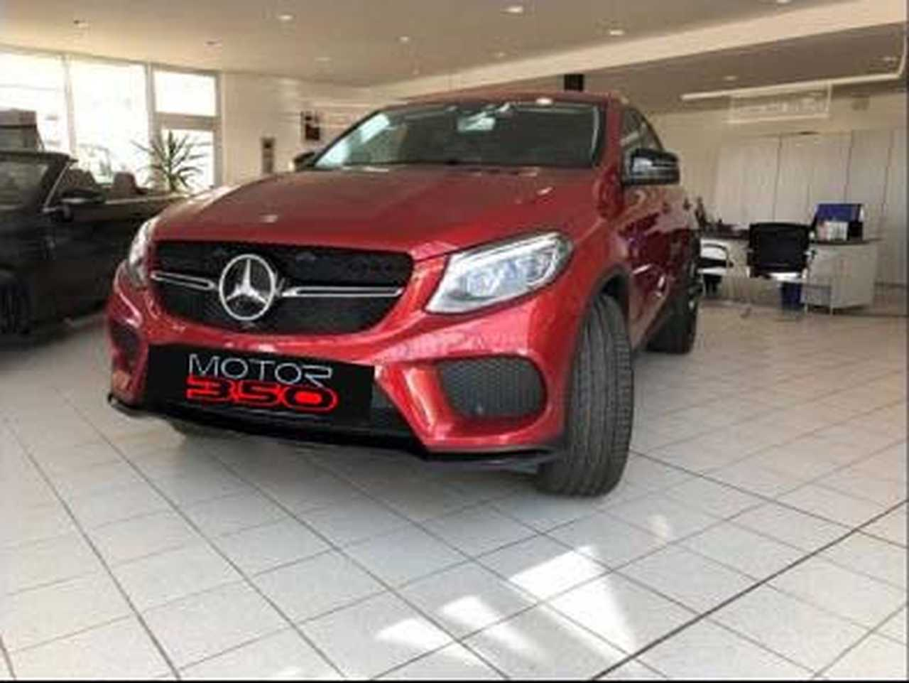 Mercedes GLE Coúpe GLE 450 4 MATIC   - Foto 1