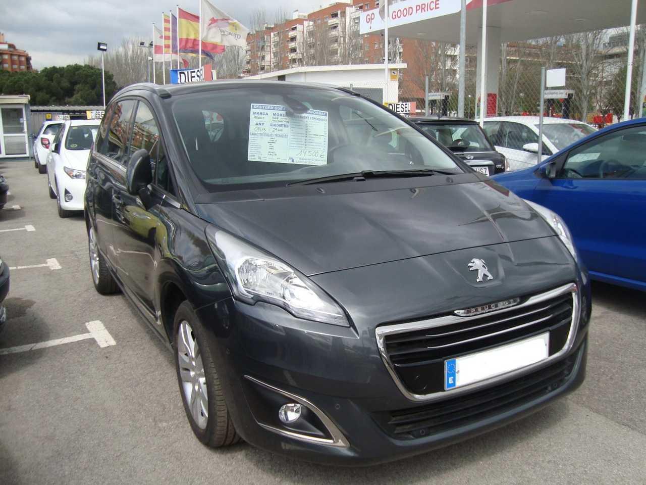 Peugeot 5008 1.6 HDI ALLURE 120 CV 7 PLZAS   - Foto 1