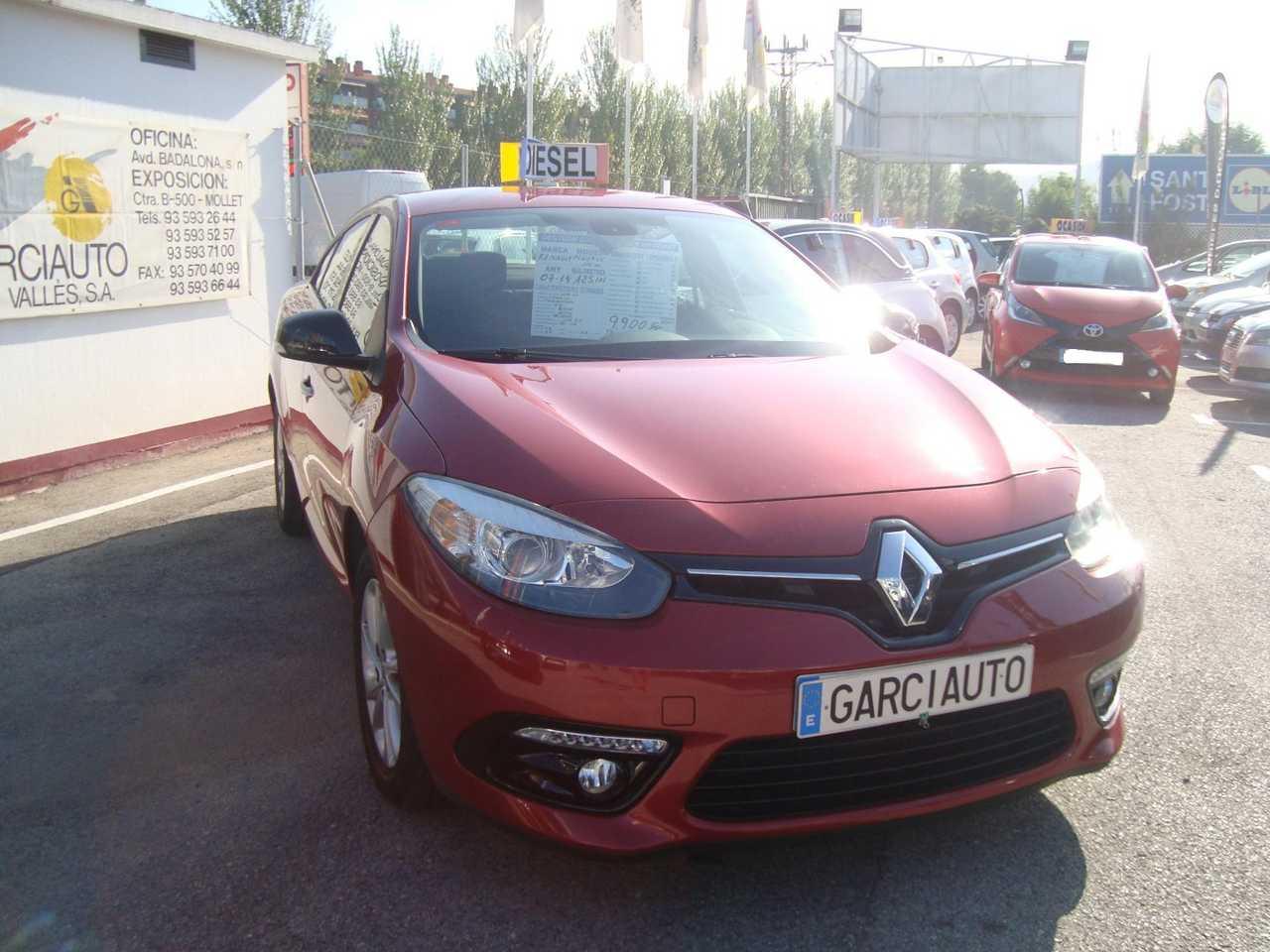 Renault Fluence 1.5DCI 110 CV LIMITED   - Foto 1